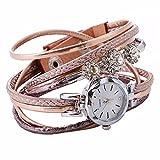 Mesdames Bracelet Diamond Circle Watch étudiant Fashion Table Fonctionnalité:   100% tout neuf et de haute qualité.   quantité: 1   Dial Matériau de la fenêtre: Verre   Matériau du boîtier: alliage   Matériau du cadran: ...