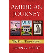 American Journey: The First Three Novels (English Edition)