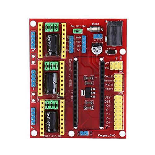 Kit-dimprimante-3D-Carte-dextension-Contrleur-CNC-Shield-V4-Carte-Mre-Nano-30-Mondule-de-Pilote-A4988-avec-cble-USB-pour-Arduino-Machine-de-Gravure