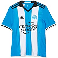 adidas - Olympique - Marseille - Maillot de Football - Mixte Enfant