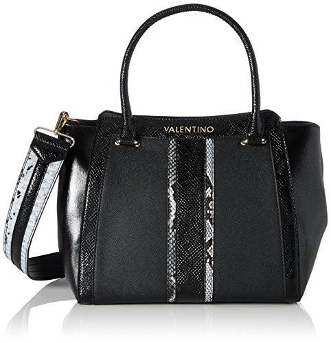 Mario Valentino - Wasabi, business case Donna Multicolore (Nero/multicolor)