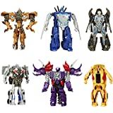Hasbro A7770E250 - Transformers Movie Power Attack 6 Pack