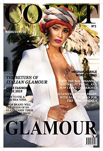 Covet Magazine: Glamour Issue