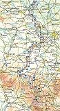 Saale: Rad- und Wasserwanderführer -