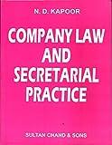 Company Law and Secretarial Practice