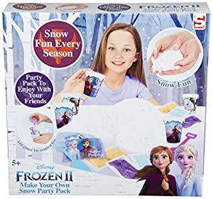 Sambro Frozen 2 MYO Snow Party Pack, alfonbrilla para ratón