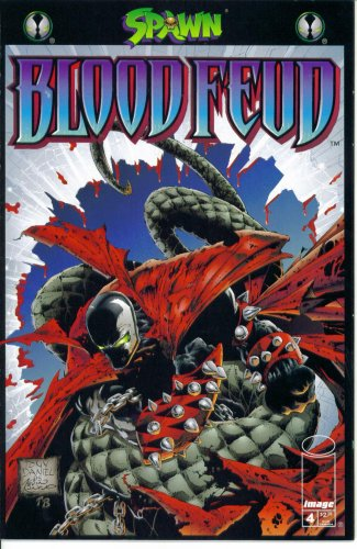 Spawn Blood Feud #4 (Image Comics)