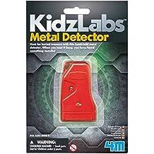 4M Kidzlabs Detector de Metal, (403316)