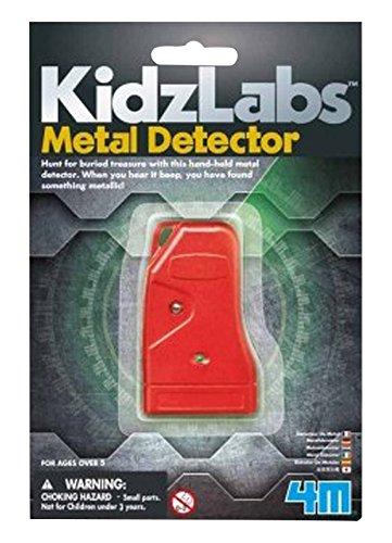 4M Kidzlabs Detector de Metal 403316