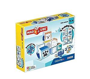 Geomag- Magicube Juguete de construcción,, 8 Piezas (134)
