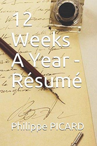 12-weeks-a-year-resume