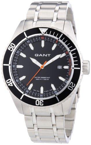 Gant Men's Watch XL Analogue Quartz Stainless Steel W70391