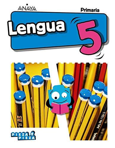 Lengua 5. (Incluye Taller de Lectura comprensiva) (Pieza a Pieza)