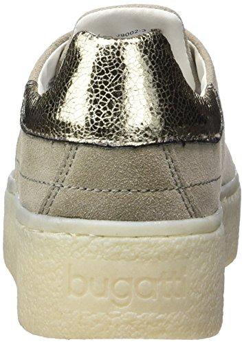 Bugatti J90023, Sneakers Basses Femme Beige (taupe 182)