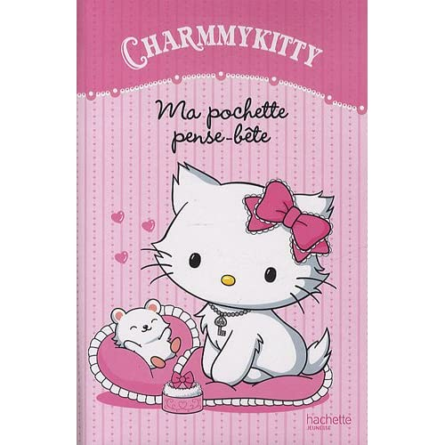 Ma Pochette Pense-Bete Charmmy Kitty
