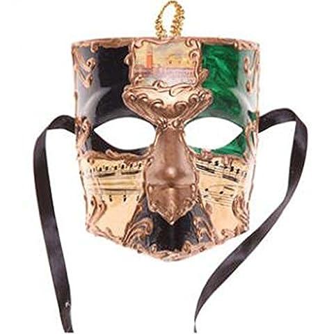 Masquerade Requisiten Venedig Palace Maske Halloween Maske Halloween Kostüm Maske (Venedig Karneval Kostüme Uk)