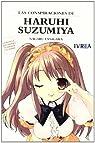 Conspiraciones de haruhi suzumiya, las par Tanigawa