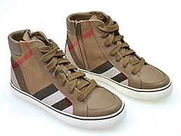 calzature burberry bambino