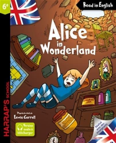Alice in Wonderland par Lewis Carroll