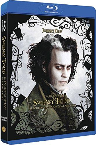 Sweeney Todd: Der teuflische Barbier aus der Fleet Street (Sweeney Todd: The Demon Barber of Fleet Street, Spanien Import, sieh