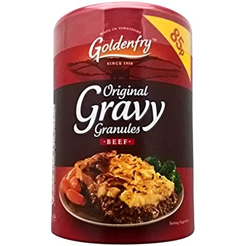 Goldenfry manzo Gravy Granuli - 3 x