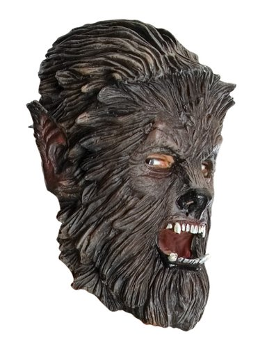 Wolfman 3/4 Child Latex Mask