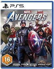 Marvel Avengers - (PS5)