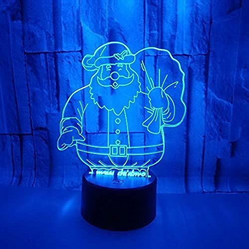 Spezial- & Stimmungsbeleuchtung Schreibtischlampen Für Kinder 3D Kleine Nacht 3D Visuelle Stereo Licht Touch Fernbedienung Schreibtischlampe