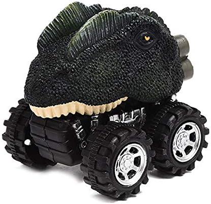 Scelet Scelet Scelet Les Jouets de Voiture de Dinosaure retirent Les Voitures de Grand Pneu Les Voitures à inertie de Camion de Jouets d'enfants | Matériaux De Haute Qualité  e7e80a
