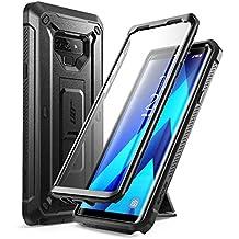 Supcase Funda Galaxy Note 9 Serie Unicorn Beetle Pro Envoltura Completa con Clip para cinturón y