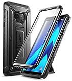 SupCase Samsung Galaxy Note 9 Hülle 360 Grad Handyhülle Outdoor Case Robust Schutzhülle Cover [Unicorn Beetle PRO] mit integriertem Bildschirmschutz & Ständer für Galaxy Note 9 2018 (Schwarz)