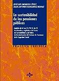 Image de La sostenibilidad de las pensiones públicas (Derecho - Práctica Jurídica)