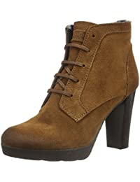 Hilfiger Denim Damen C1385larisa 1b Kurzschaft Stiefel