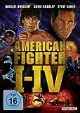 American Fighter I-V [4 DVDs]