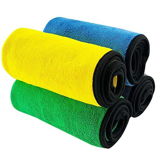 Microfibra-Auto-Panno-Microfibra-Auto-And-Panni-Microfibra-Panni-In-Microfibra-Per-Auto-Of-4-Pack-Car-Drying-Towel