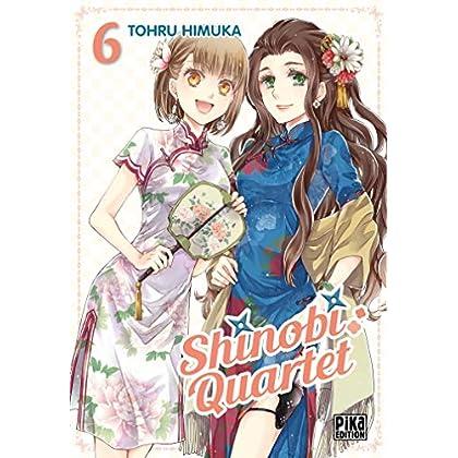 Shinobi Quartet T06
