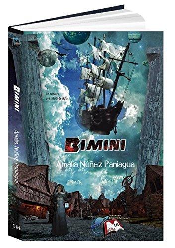 Bimini: Novela ganadora del III edición del Premio Somnium de Ciencia Ficción y Fantasía (Libros Mablaz nº 144) por Amalia Núñez Paniagua