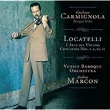 Locatelli:L'arte Del Violino [Import anglais]
