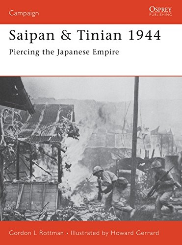 Saipan & Tinian 1944: Piercing the Japanese Empire (Campaign)