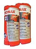 preisjubel 4 X Sonax Paño microfibras, Paño Pulido, CUIDADO DE PINTURA,Limpieza Exterior,BRILLO