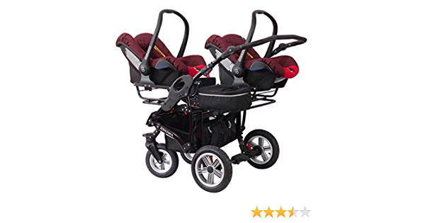 Zekiwa 801 839 Sport New Line Duo Duo Zz And Sport Duo Adapter For Maxi Cosi And Cybex Car Seat Covers Baby