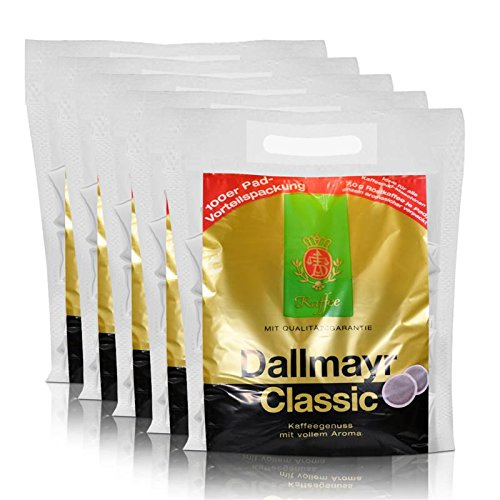 dallmayr-coffee-pods-mega-bag-classic-pads-strong-and-spicy-individually-packed-pack-of-5-x-100-pads