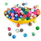 #8: Gold Leaf Crazy Bouncy Jumping Balls Set - Smart Buy (36 Small Crazy Ball)- Multicolor