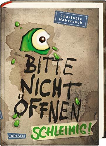 Bitte nicht öffnen 2: Schleimig! - Monster-spiel S