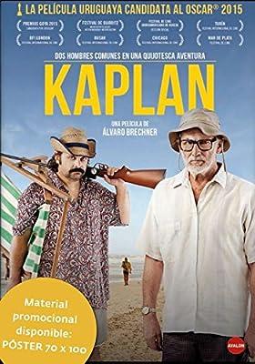 Señor Kaplan - Ein Rentner räumt auf. (Mr. Kaplan, Spanien Import, siehe Details für Sprachen)