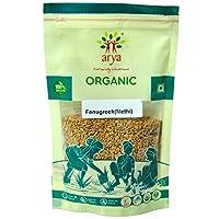 Arya Farm 100% Certified Organic Fenugreek, 300g