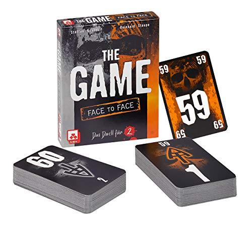 NSV – 4049 – THE GAME FACE TO FACE – Kartenspiel - 2