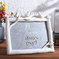 North King Marcos de foto Portaretrato marco resina niño Linda foto