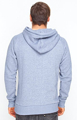 Hooded SUMMER GOOT StoneBlue Blau