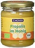 Hoyer Propolis im Honig Bio Produkt, 2er Pack (2 x 250 g)